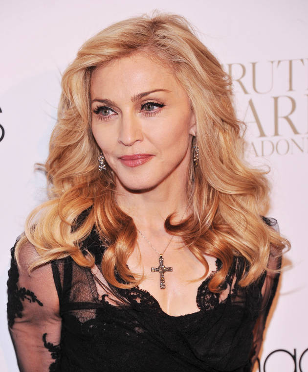 Madonna Uses N-Word in Photo Caption of Her Son, Responds to Outrage
