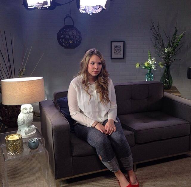 "Kailyn Lowry Opens Up About Pregnancy Weight Gain: ""I Felt Fat"""