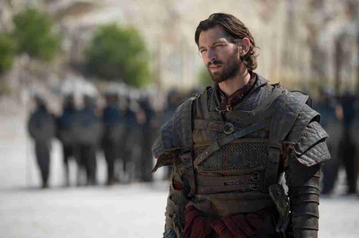 Game of Thrones Season 4: New Daario Revealed! Do You Like His Look?