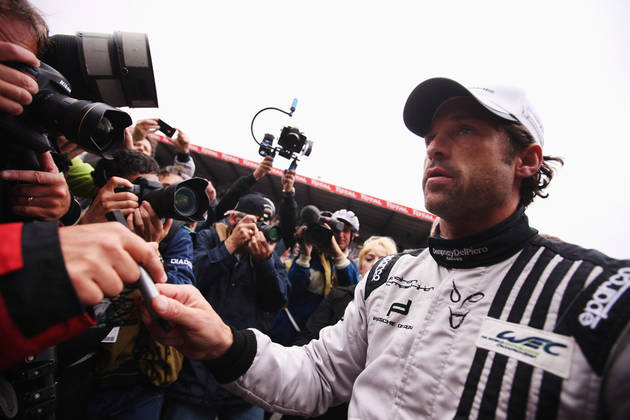 Patrick Dempsey Explains Decision to Renew Grey's Anatomy Contract Amid Racing Career