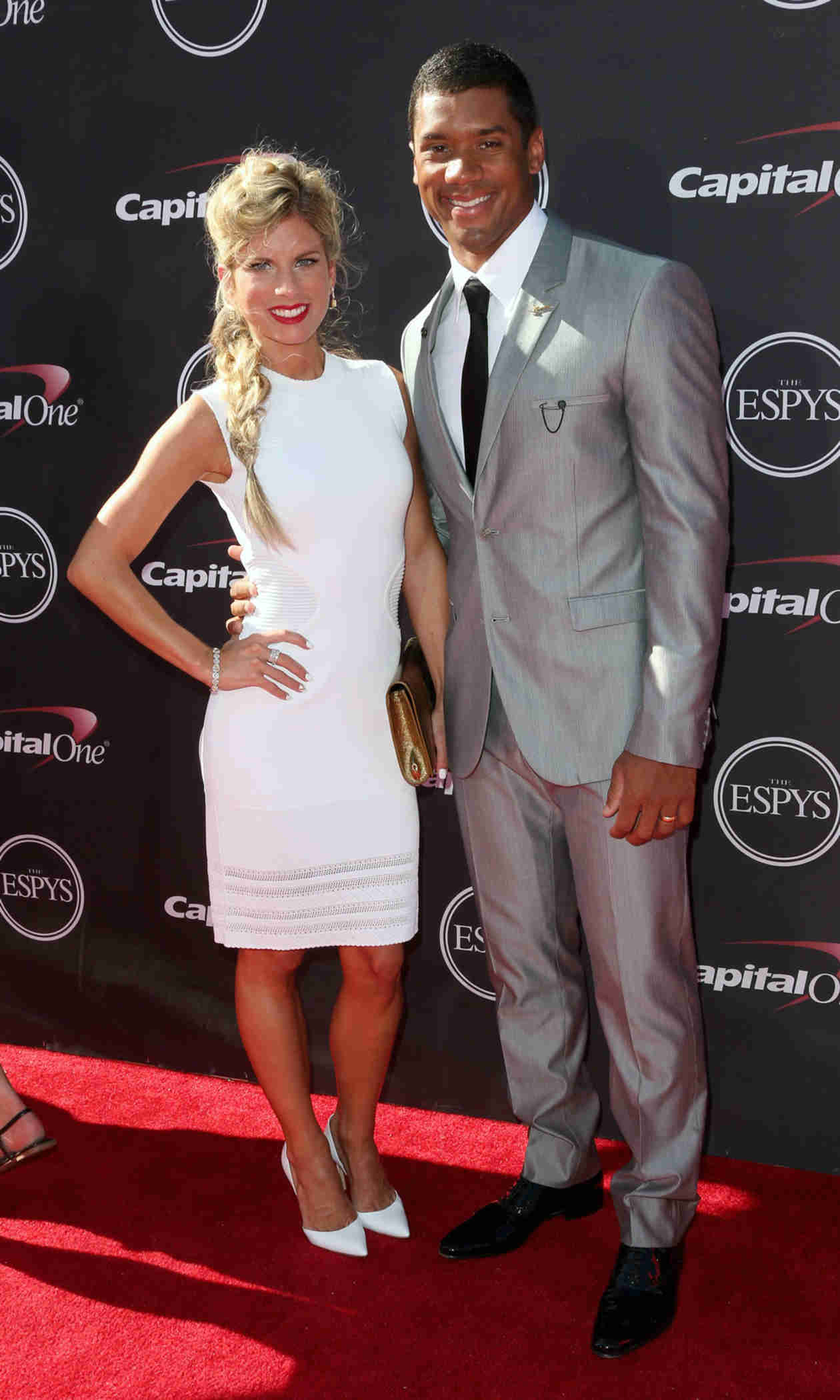 Who Is Seahawks Quarterback Russell Wilson's Wife, Ashton Meem?