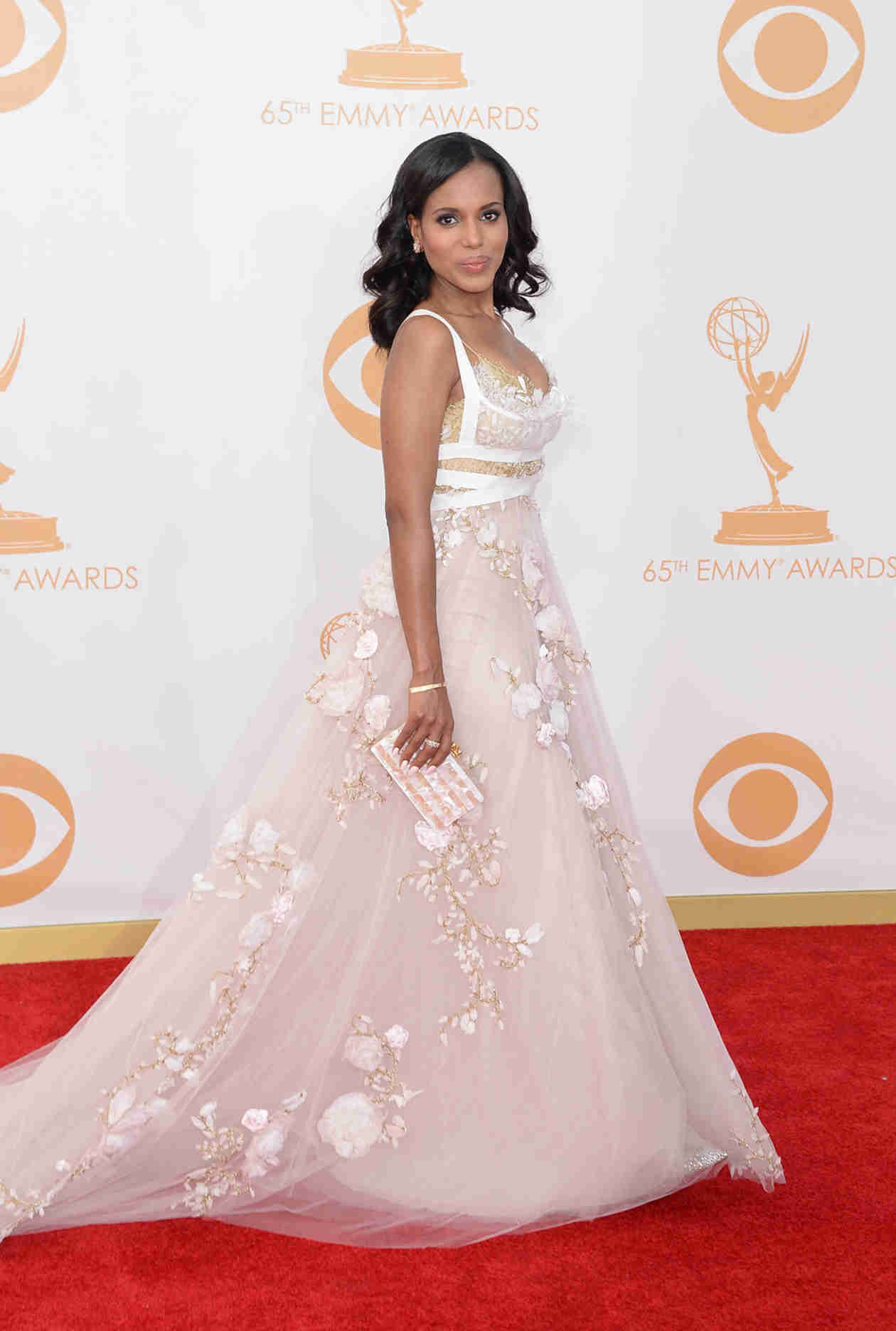 5 Reasons Why Kerry Washington Should Win the SAG Award for Best TV Actress
