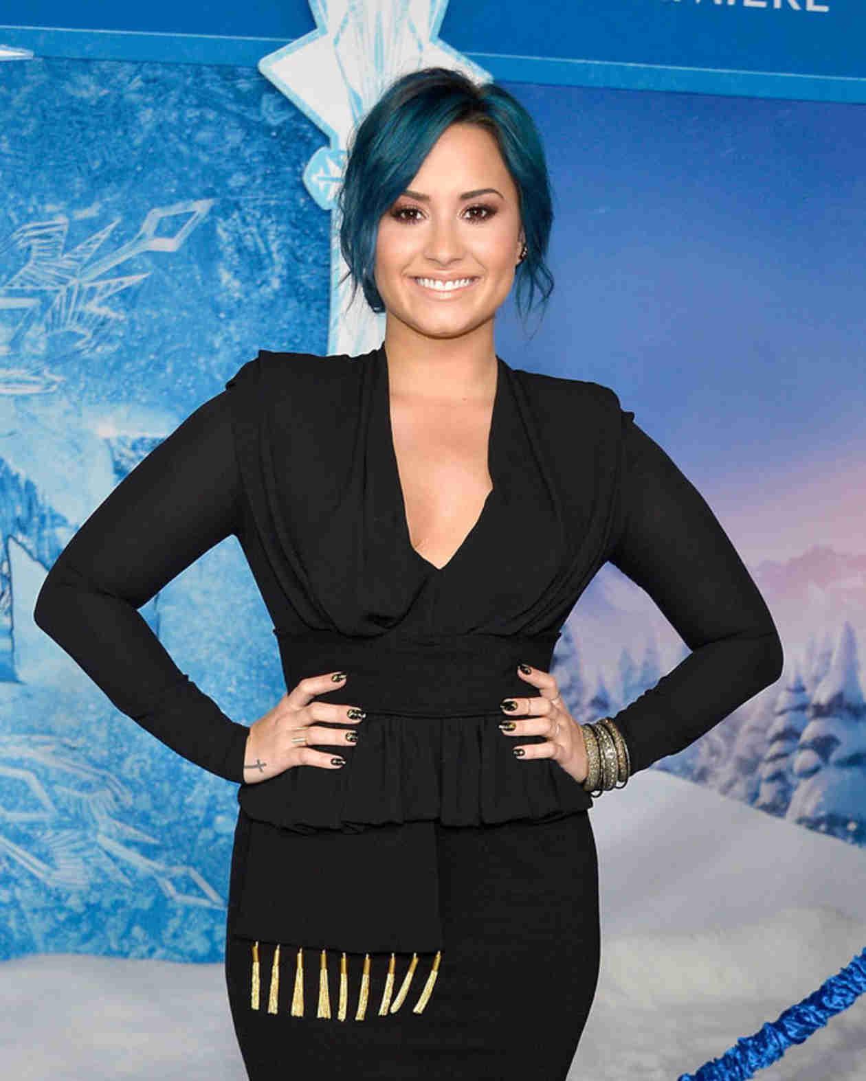 Who Is Demi Lovato in Frozen? 3 Weird Fan Questions, Answered