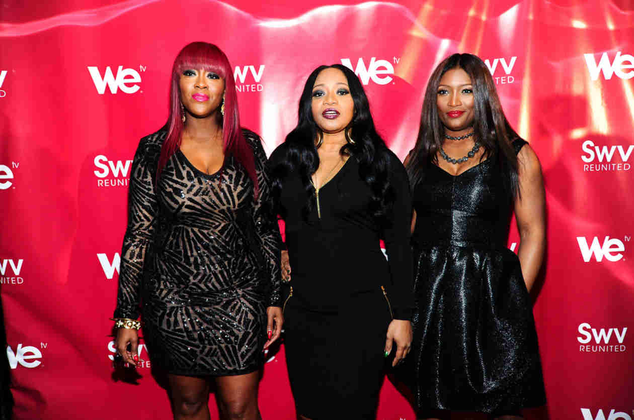 SWV Talks New Reality Show, Throws Shade at Female R&B Groups — Exclusive