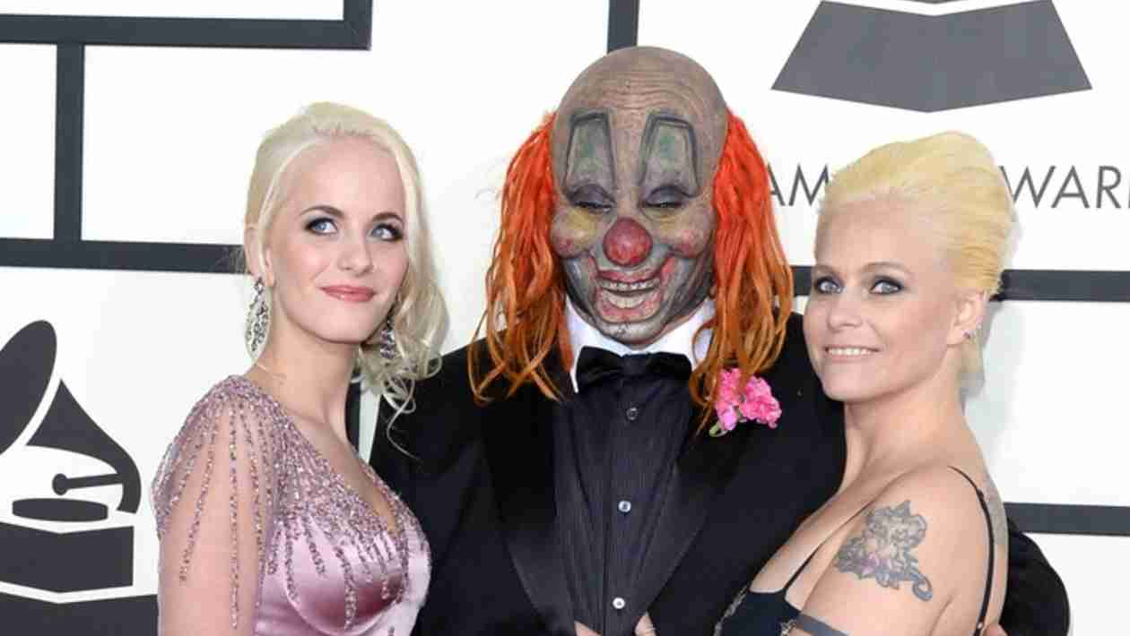 Shawn Crahan Shawn Clown Crahan His Wife
