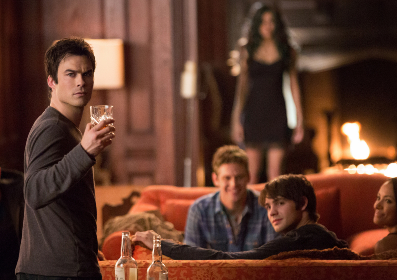 When Does The Vampire Diaries Come Back in 2014? Season 5 Returns On…
