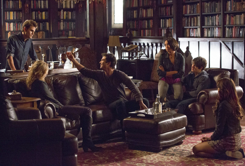 Vampire Diaries 100th Episode: The Whole Cast Is Together — For What?