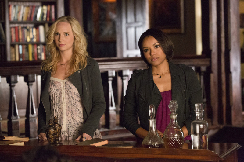 Vampire Diaries Stars Candice Accola and Kat Graham Reveal Their Favorite Episodes