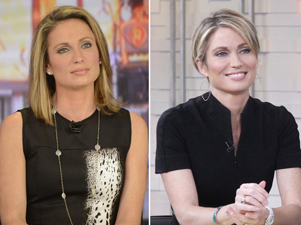 """GMA's Amy Robach Cuts Hair Short to """"Take Control"""" Away From Cancer (PHOTO)"""