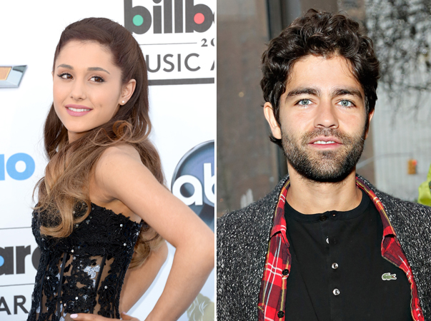 Ariana Grande Responds to Rumors That She's Dating Entourage's Adrian Grenier