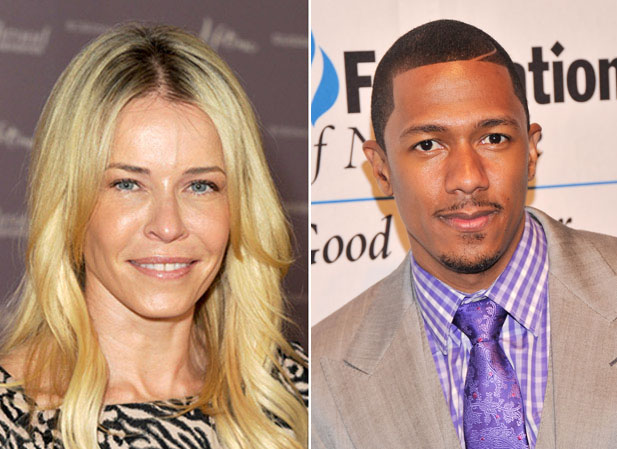 "Feud Alert: Nick Cannon Slams Chelsea Handler for Saying He Was ""Acting Like a White Boy"""