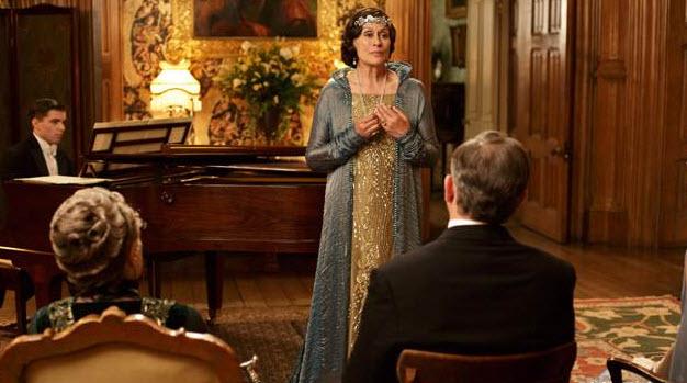 Downton Abbey Season 4's January 12 Recap: All That Glitters
