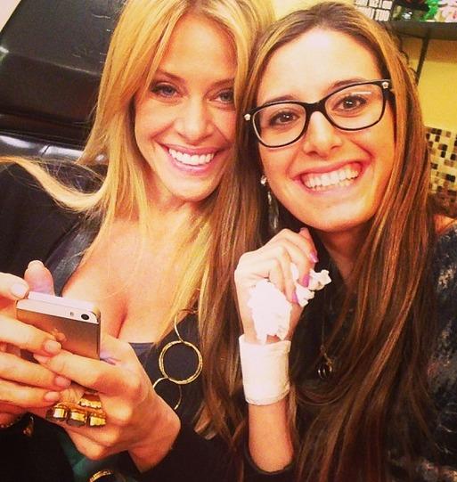 Dina and Lexi Manzo Get Tattoos?! (PHOTOS)
