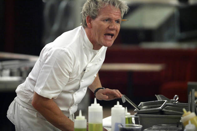 Gordon Ramsay Kitchen Nightmares Premiere: Amy's Baking Company Returns!