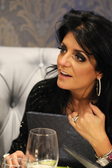 Real Housewives of New Jersey's Kathy Wakile Gets a Big Surprise! (PHOTO)
