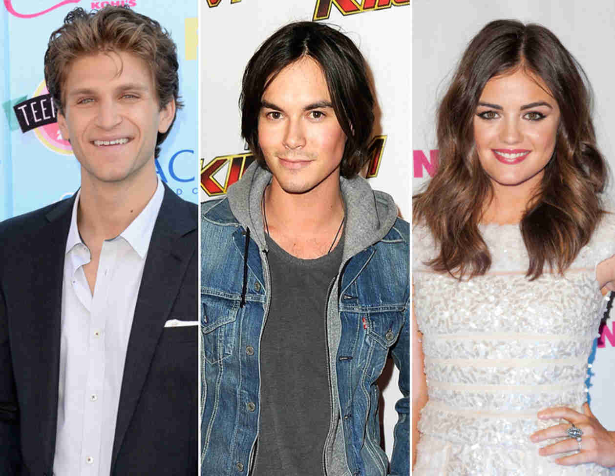 Which Pretty Little Liars Star Is Releasing a Single Next?