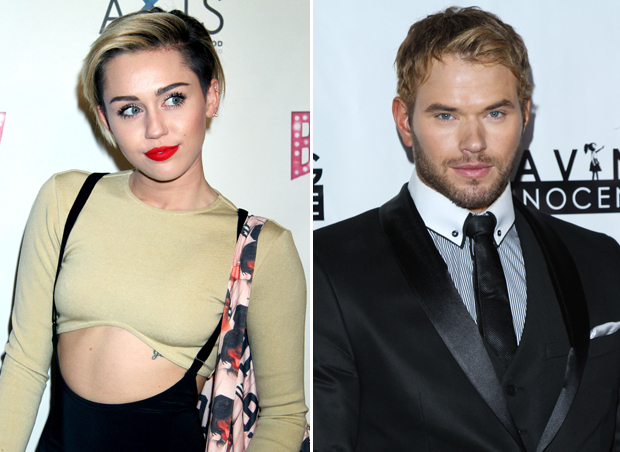 """Kellan Lutz on Miley Cyrus: She's a """"Cool, Secure Woman,"""" But We're Not Dating"""