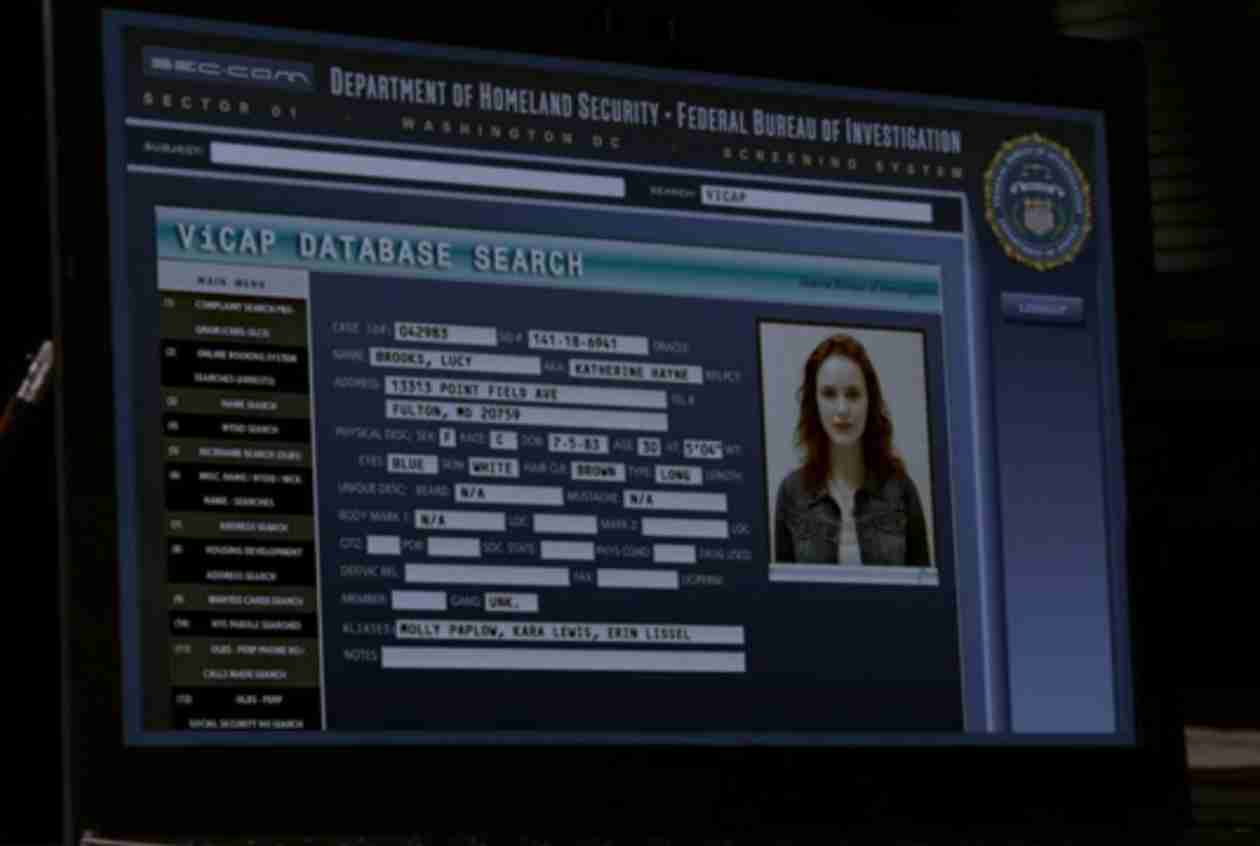 The Blacklist: Who is Lucy Brooks?