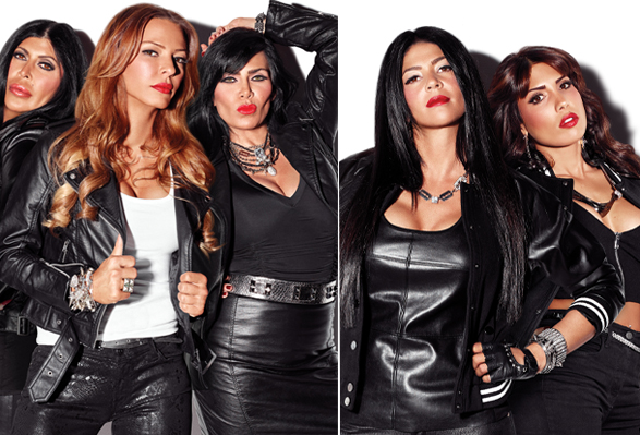 Which Mob Wives Ladies Would Win in a Fight: Staten Island or Philly?