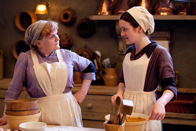 Downton Abbey's 2014 Awards Season: What Did The Show Win?