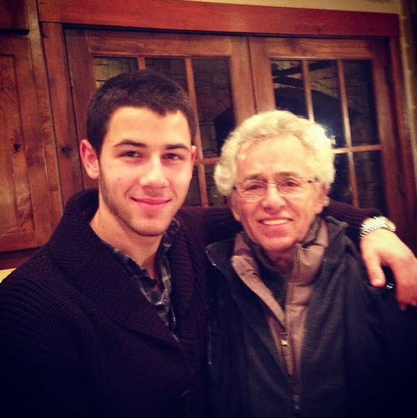 The Jonas Brothers Mourn Death of Their Grandfather