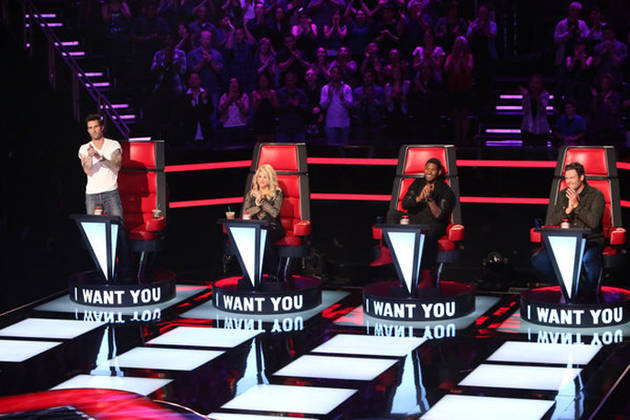 The Voice Season 6 Preview: Is Blake Trying Too Hard To Win? (VIDEO)