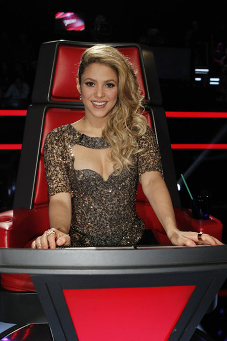 "Shakira Talks About Her Curves: My Boyfriend  ""Doesn't Like Too Skinny"""