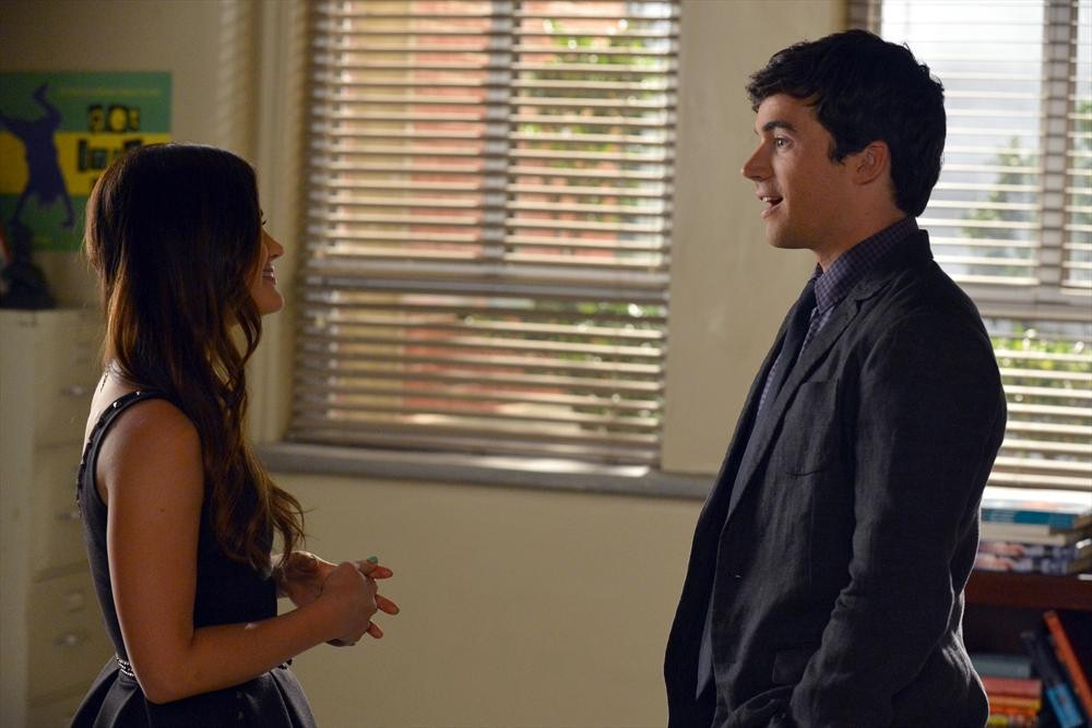 If Ezra Is Board Shorts on Pretty Little Liars, Where Does Ezria Go From Here?