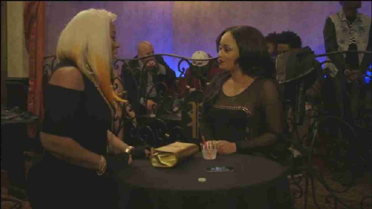 Tahiry and Rashidah Ali Feud Takes an Unexpected Turn and Ends Their Friendship! (VIDEO)