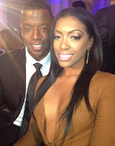 "Kordell Stewart Warns ""Be Mindful of What You Say"" — Is He Talking to Porsha?"