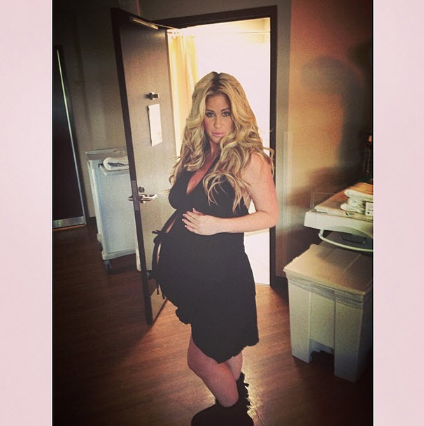 Kim Zolciak Almost Named Her Twins Something Else!