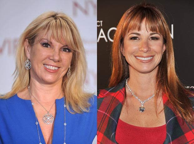 "Jill Zarin Comments on Mario Singer Cheating Rumors: ""Ramona Looked the Other Way"""