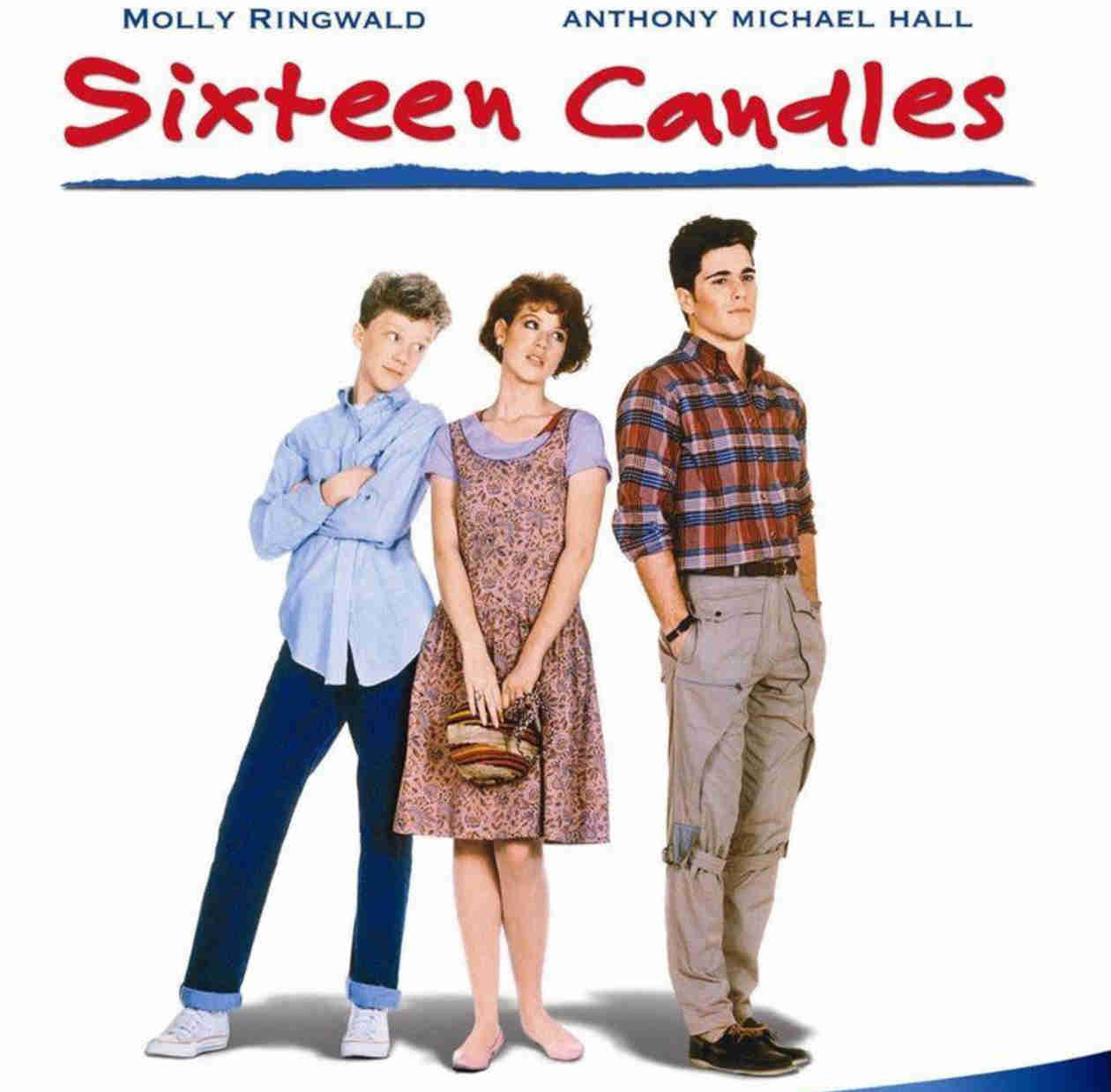Sixteen Candles Featured Which Golden Globe-Nominated Star in One of His First Roles?
