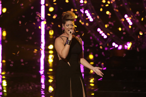 Tessanne Chin Headlining Benefit Concert For the Homeless in Haiti