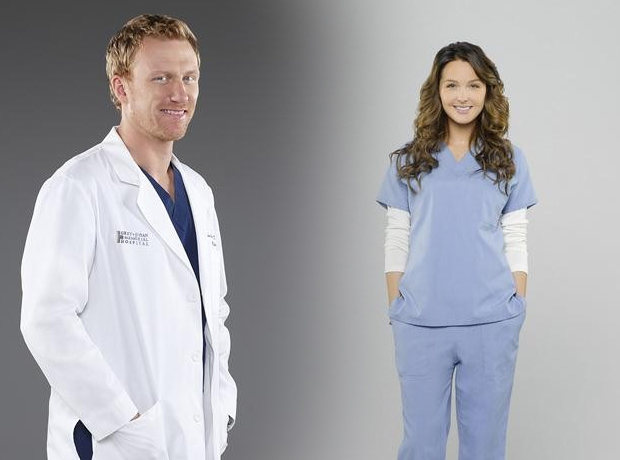 Kevin McKidd and Camilla Luddington Play Prank on Grey's Anatomy Set