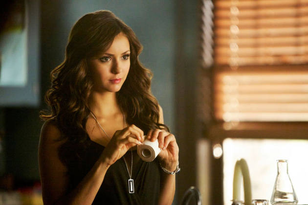 The Vampire Diaries Burning Question: Will Katherine Survive?