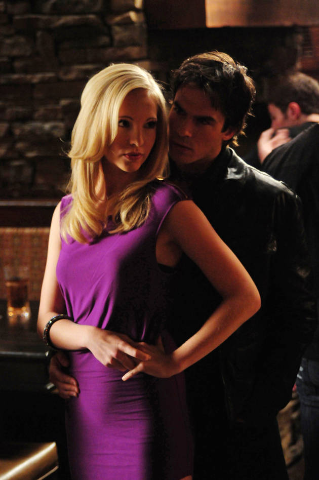 The Vampire Diaries Crazy Fan Theory: Will Caroline and Damon Hookup?!