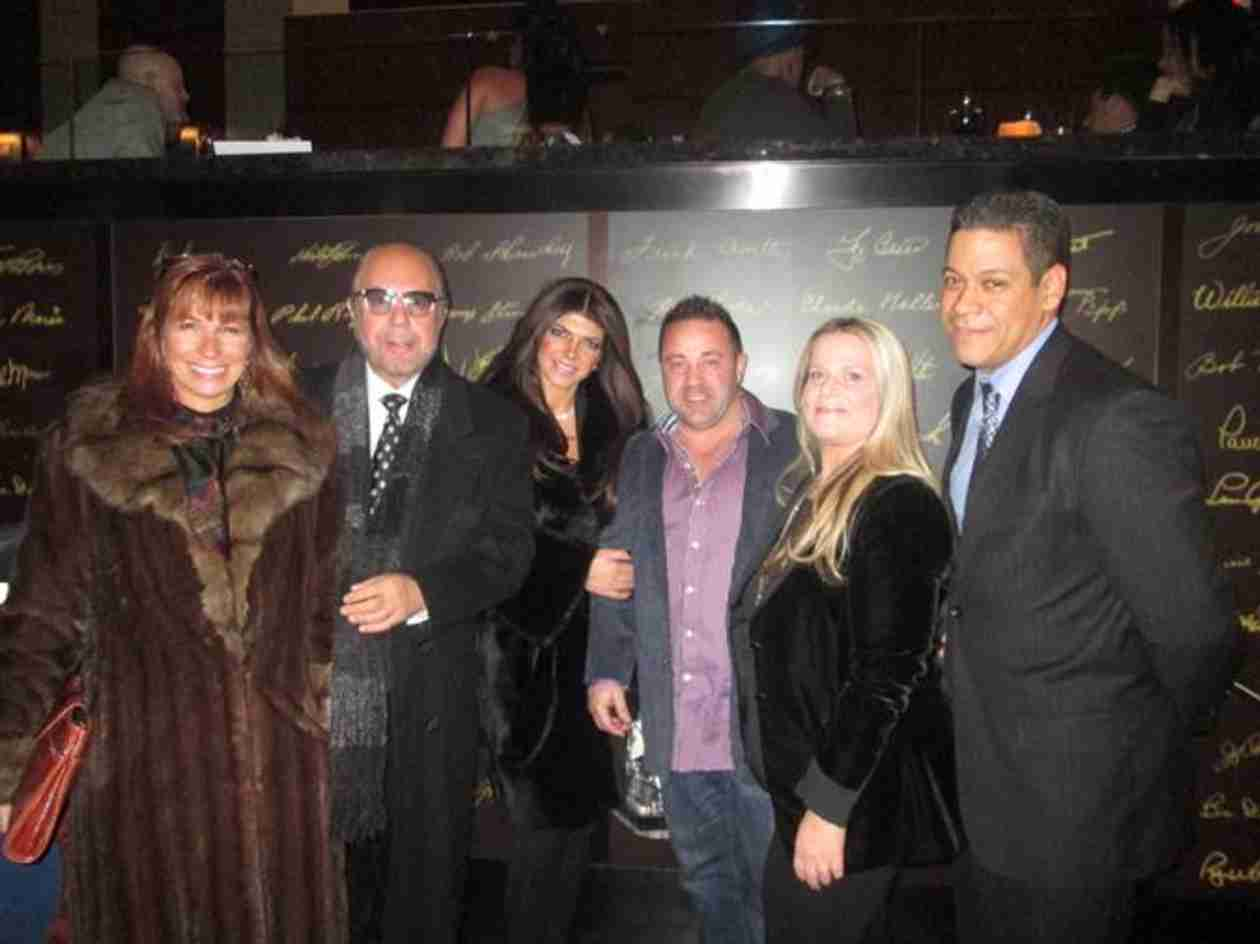 Real Housewives Spotting: Jill Zarin and Teresa Giudice's Night Out (PHOTO)