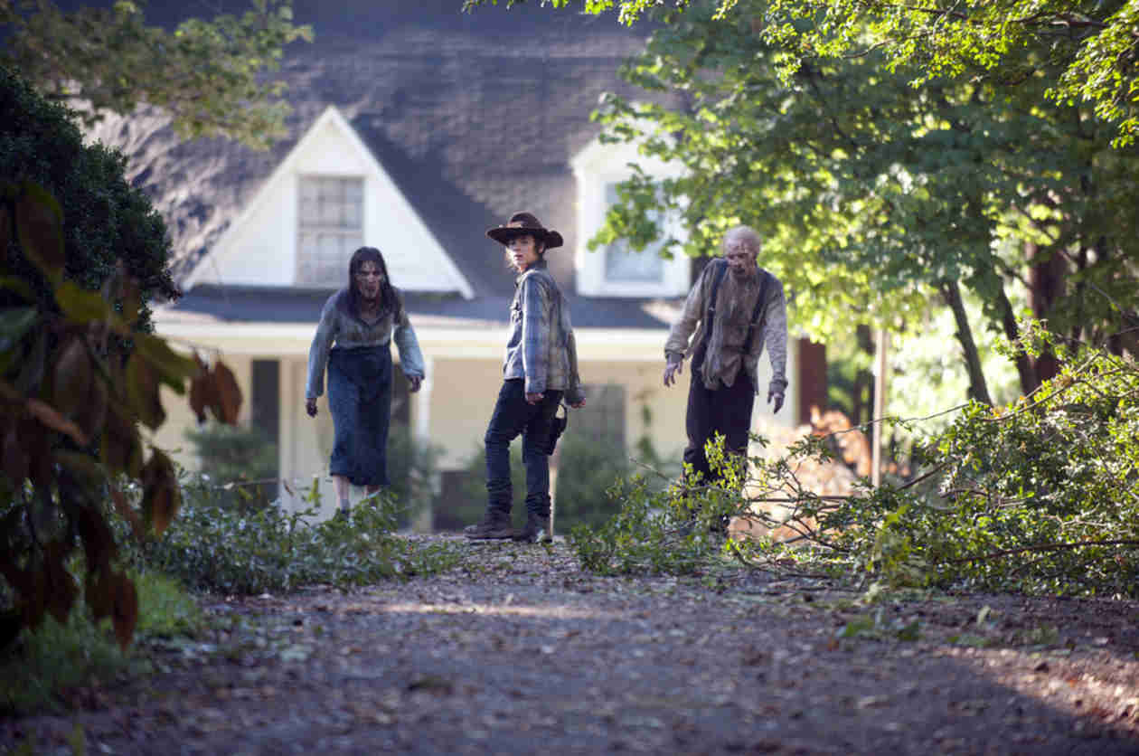 The Walking Dead Season 4 Episode 9 Spoilers: What's Up With This Carl Photo?