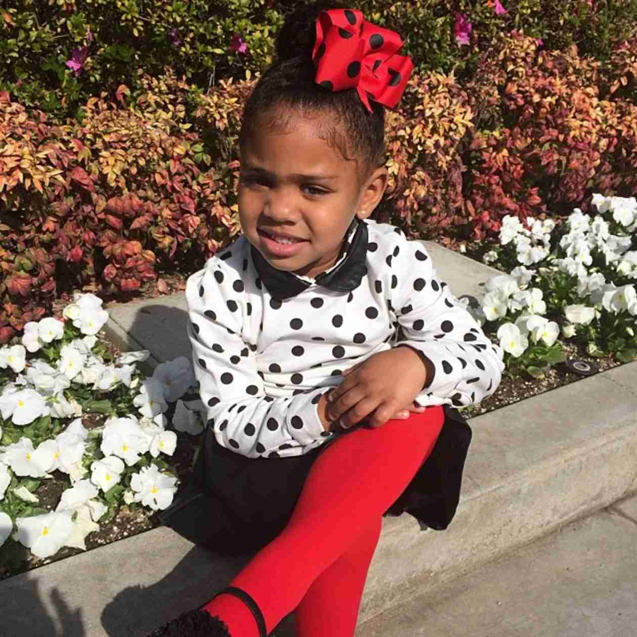 Is The Game's Baby Girl Cali Dream Getting a Show at Nickelodeon?
