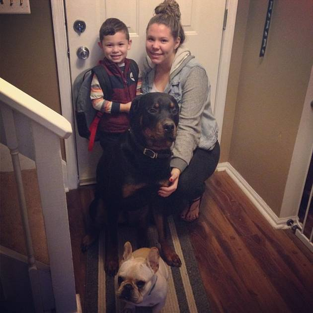 Is Kailyn Lowry Worried About Her Kids Being in the Spotlight?