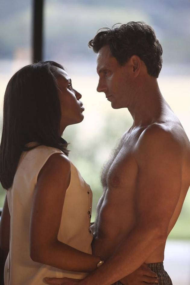 Scandal Season 3 Spoilers: Are Olivia and Fitz Together Now?
