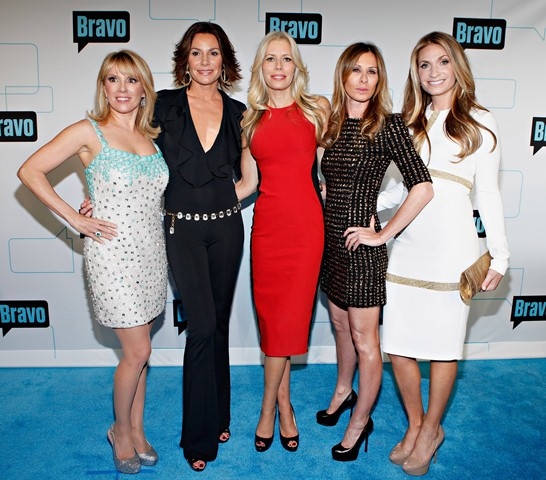 Real Housewives of New York Is Finally Back: Watch the New Extended Trailer for Season 6! (VIDEO)