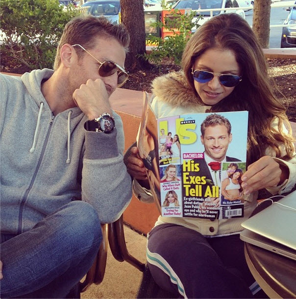 Who Is Bachelor Juan Pablo Taking as a Date to Sean and Catherine's Wedding?