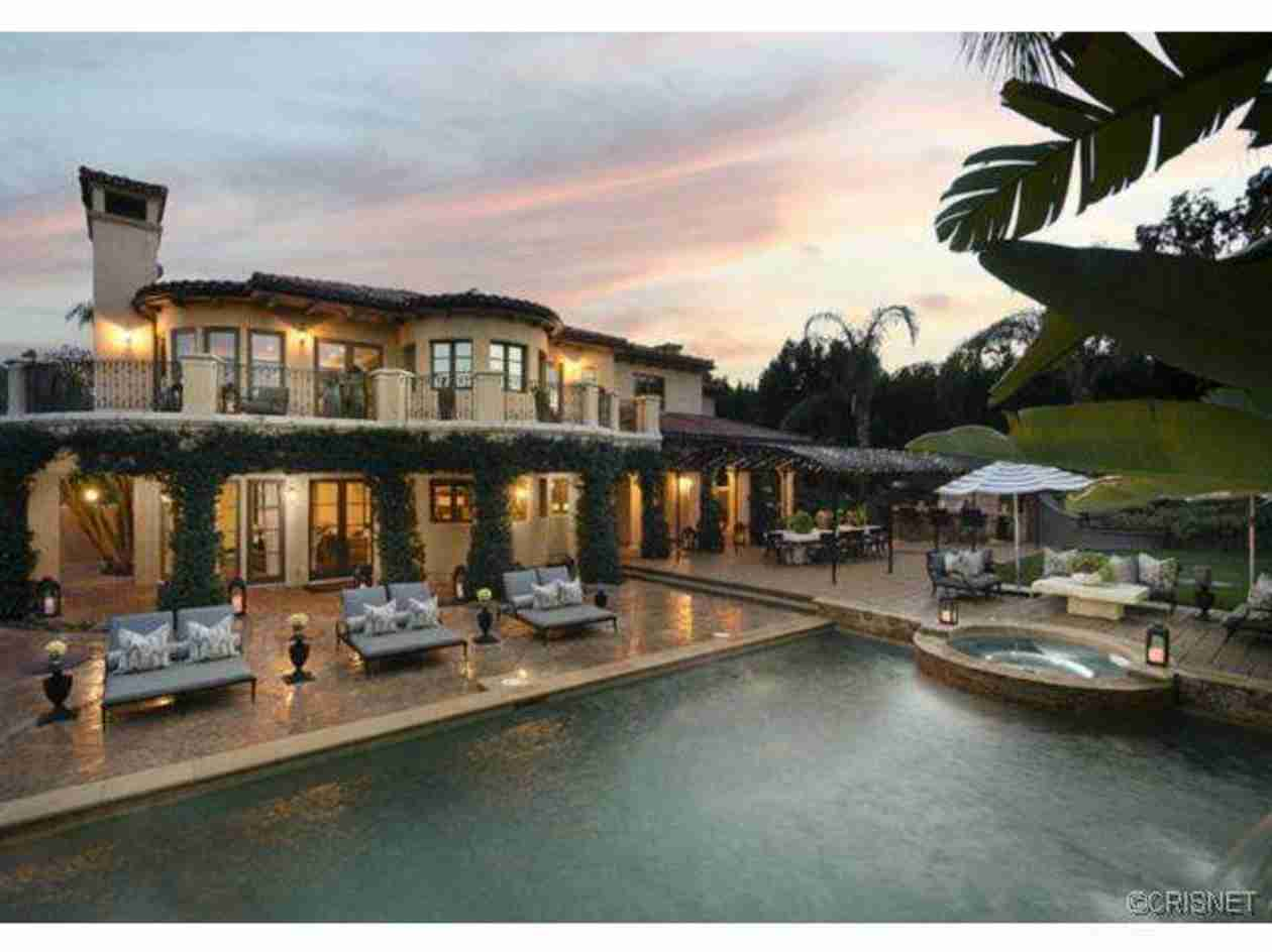Khloe Kardashian and Lamar Odom's Tarzana Home Up For Sale — For How Much?