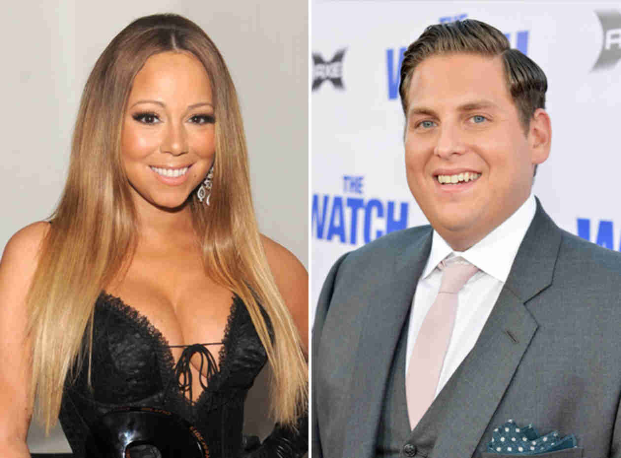 What Surprising Thing Do Jonah Hill and Mariah Carey Have in Common?
