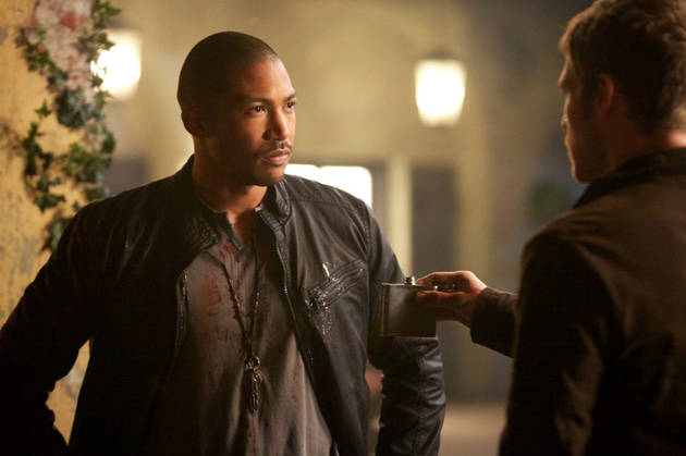 The Originals Burning Question: Does Marcel Have His Own Agenda?