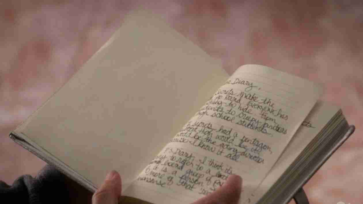Pretty Little Liars: What Was Written in Ali's Diary in the Winter Premiere? (PHOTO)