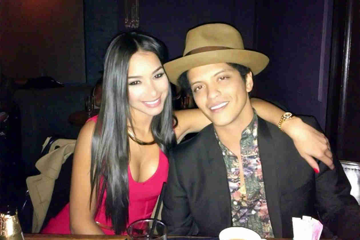 Who Is Bruno Mars Dating?