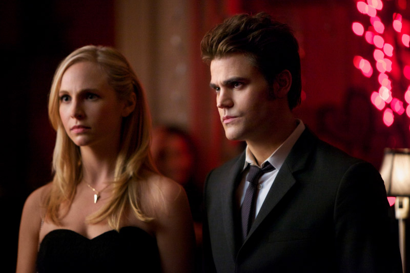 "Vampire Diaries Season 5, Episode 13 Extended Promo — ""Total Eclipse of the Heart"" (VIDEO)"